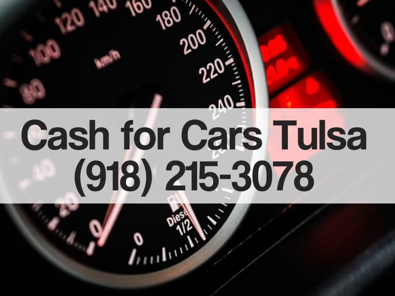 cash for cars tulsa