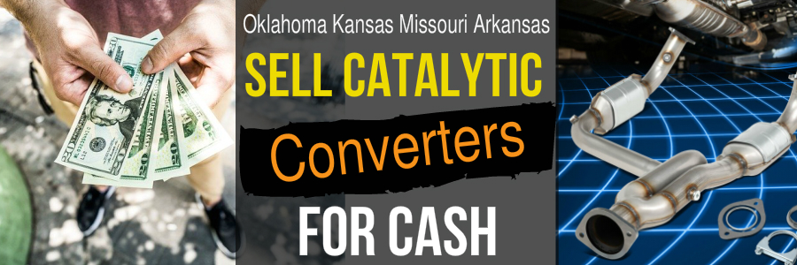 sell catalytic converters Tulsa Oklahoma